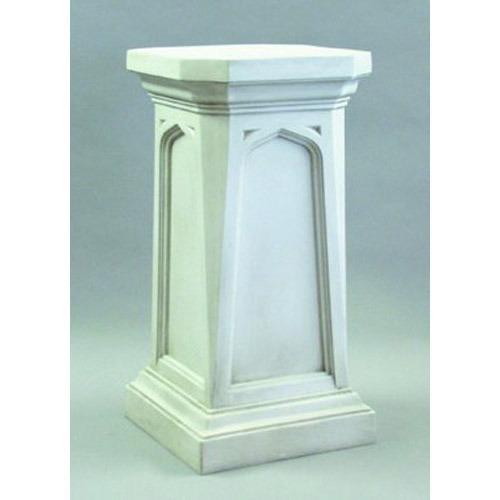 """Gothic Pedestal 43"""" H"""