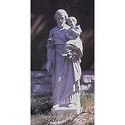 Saint Joseph,Child W/Cross 38