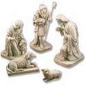 Shepherd Nativity Scene