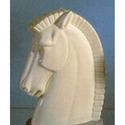 Deco Horse Hd N/B