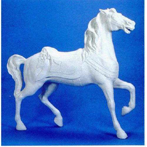 Standing Carousel Horse 59