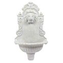 English Lion Wall Fountain