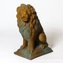 Sitting Lion Right 24