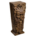 Mouth Of Truth Pedestal 37