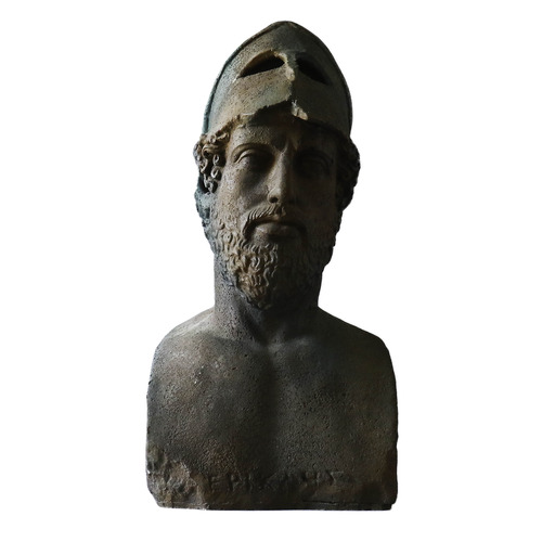 Pericles Bust 23