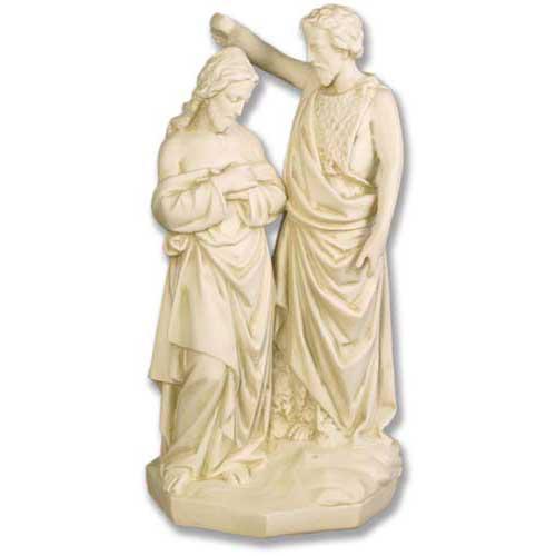 John Baptising Christ