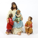 Jesus With Children 34