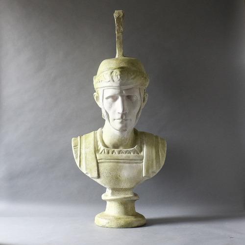 Roman Soldier with Helmet