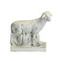 "3 SHEEP STANDING FOR LIFESIZE SET 24""H"