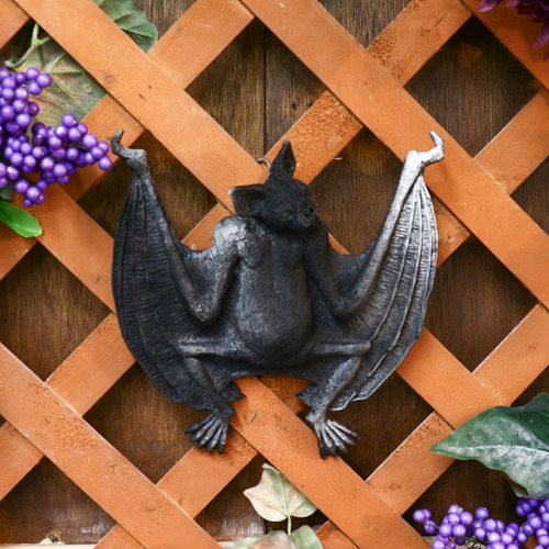 Bat Wall Plaque