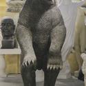 Standing Ferocious Bear