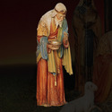 SAINT BALTHAZAR WISEMAN FOR LIFESIZE SET