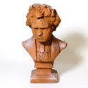 Beethoven Bust with Shirt 26
