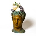 Hermes Head Planter 15