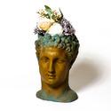 Hermes Head Planter 15