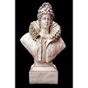 Queen Elizabeth Bust  46