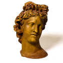 Apollo Head Planter 17