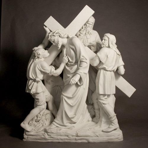 Jesus & Simon The Cyrene Station 5