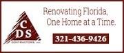 Website for CDS Contractors, Inc.