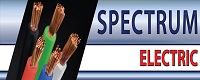 Website for Spectrum Electric, Inc.