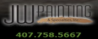 Website for J W Painting, Inc.