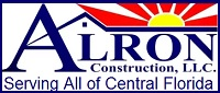Website for Alron Construction LLC