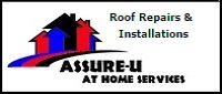 Website for Assure-U at Home Services, Inc.