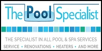 Website for The Pool Specialist