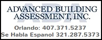 Website for Advanced Building Assessment, Inc.