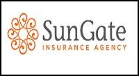 Website for SunGate Insurance Agency, Inc.