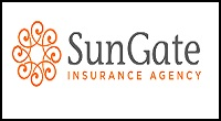 Website for SunGate Insurance Agency, Inc.
