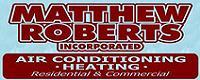 Website for Matthew Roberts Inc.