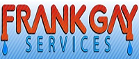 Website for Frank Gay Services Inc.
