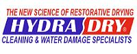 Website for Hydra Dry, Inc.