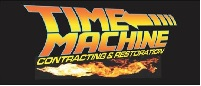 Website for Time Machine Contracting and Restoration, Inc.