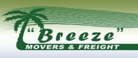 Website for Breeze Movers and Freight Inc.