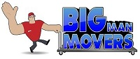Website for Big Man Movers Corp.