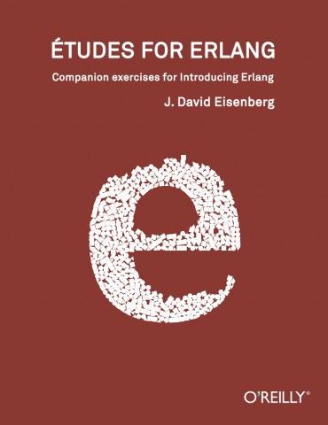 Études for erlang это бесплатная онлайн