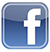 Facebook logo with link to our account