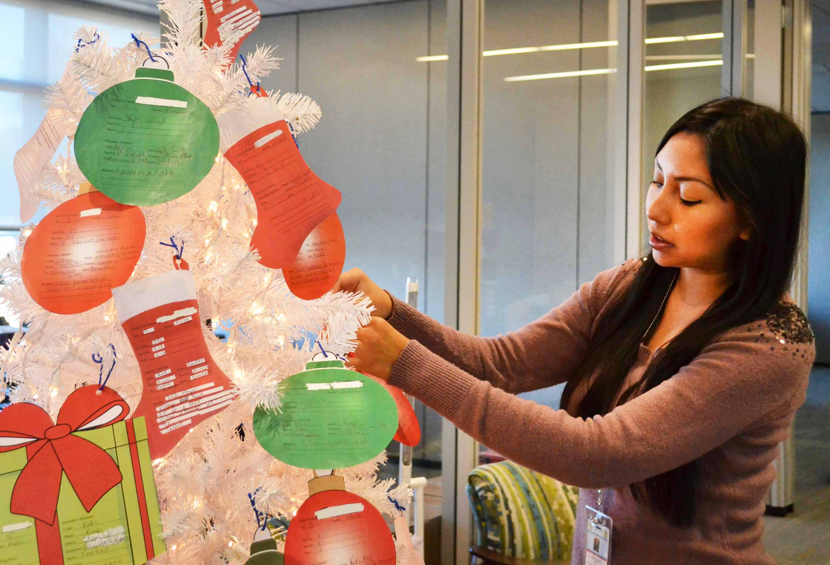 Donations Needed for TANF Christmas Tree | Osage Nation