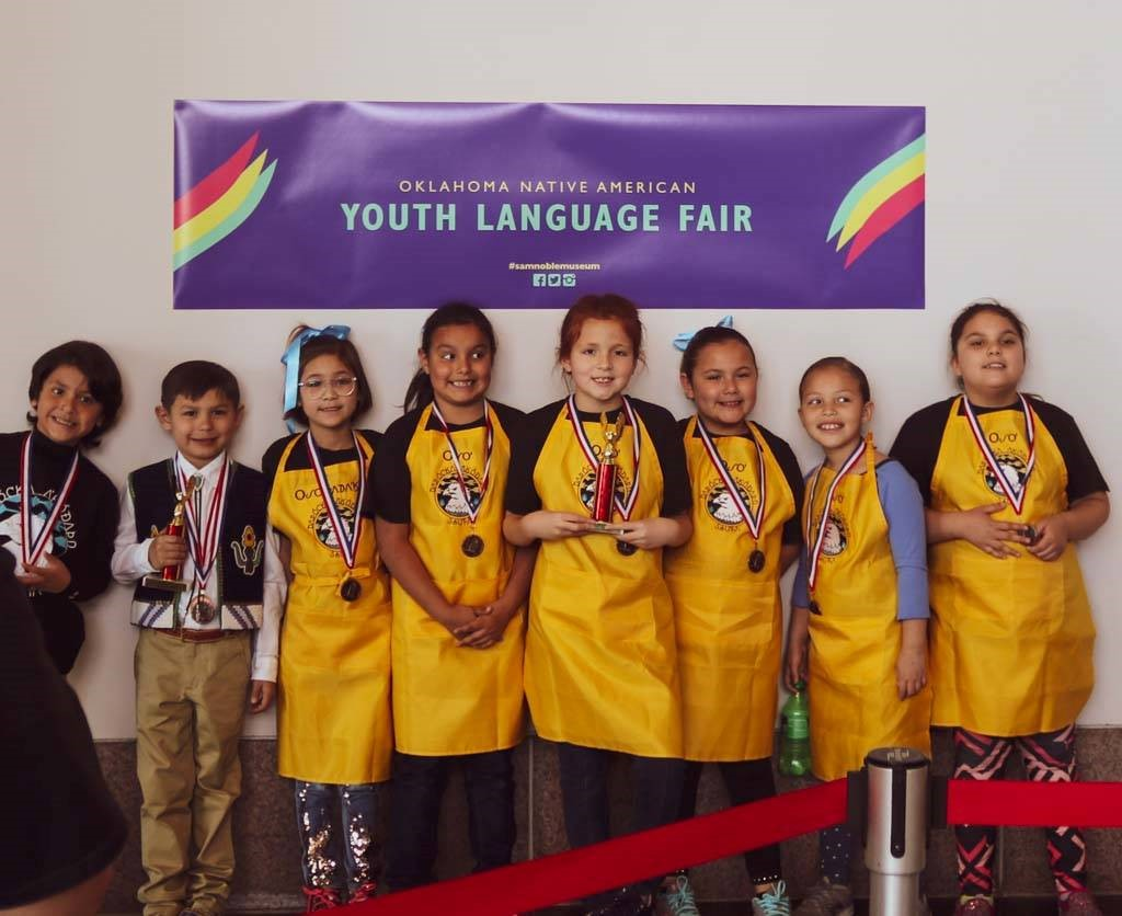 Youth Language Fair students-1