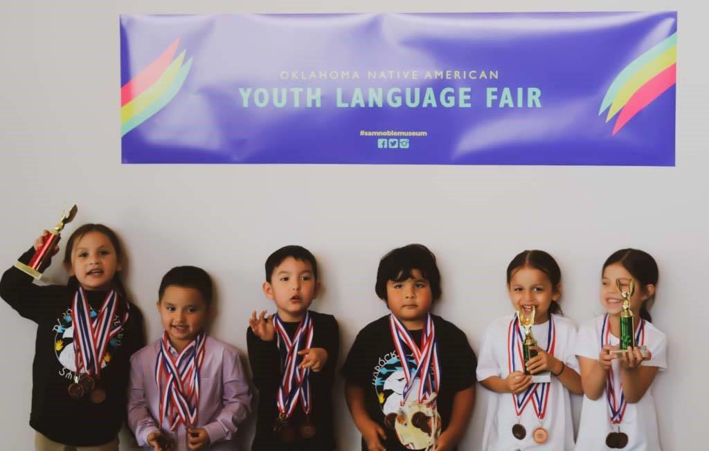 Language Fair students-2