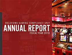 Osage Nation Gaming Enterprise Board Annual Report 2018
