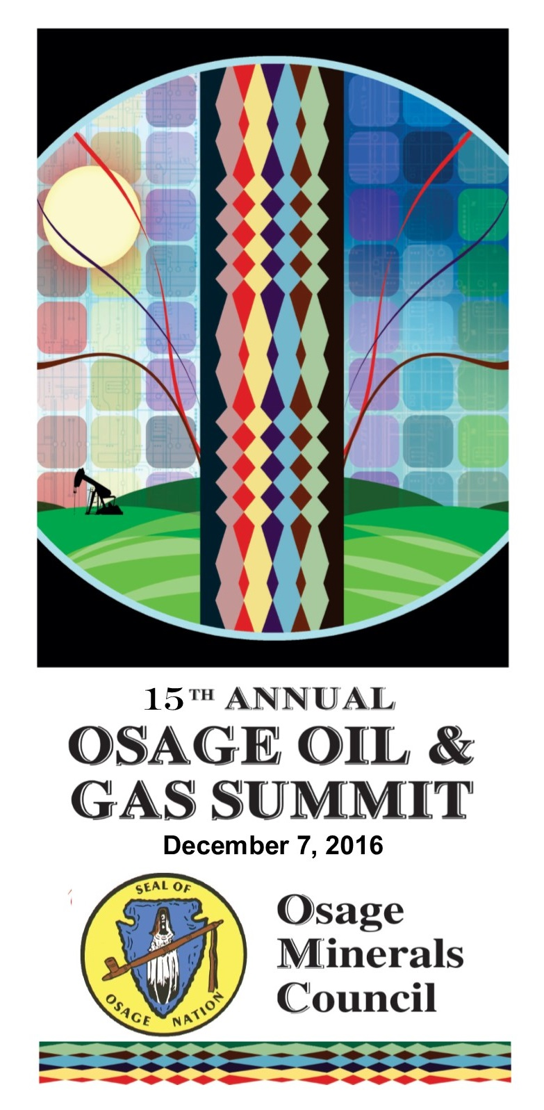 15th annual osage oil and gas summit