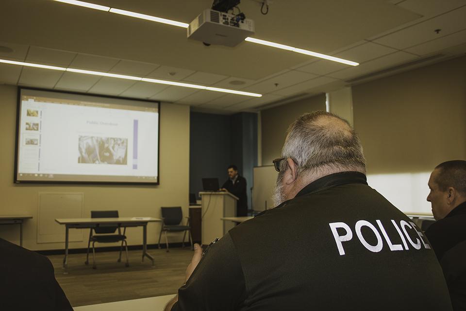opioid heroin awareness event picture