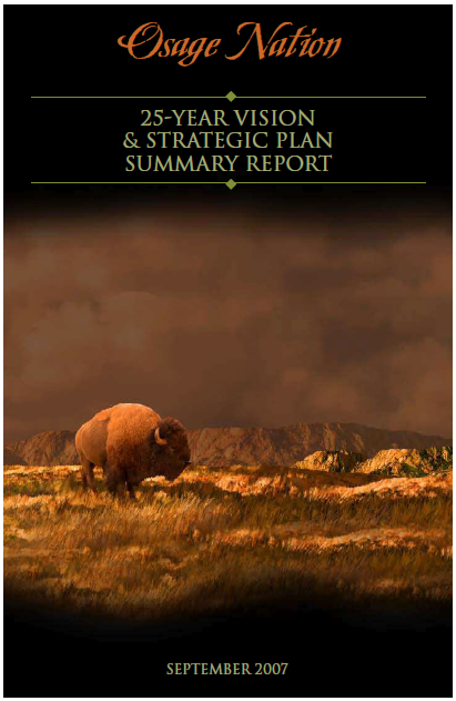 Osage Nation Strategic Plan