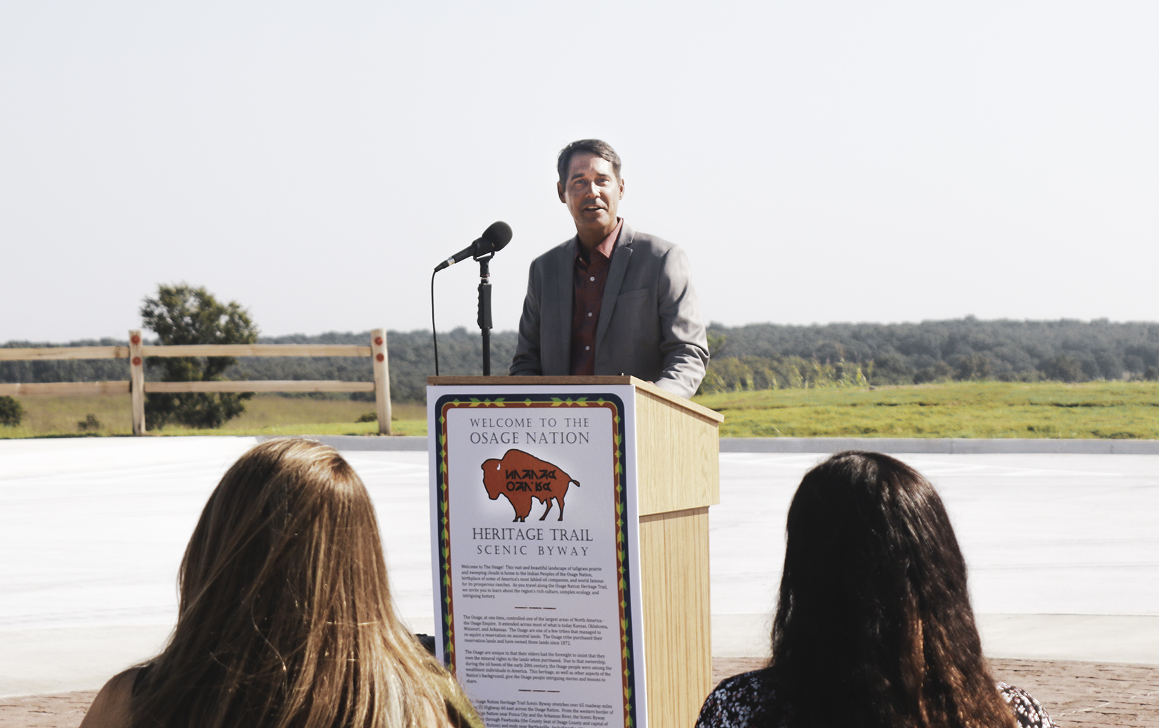 Speaker RJ Walker