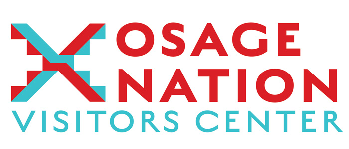 Osage Nation Visitor's Center logo