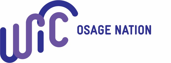 Osage Nation WIC logo