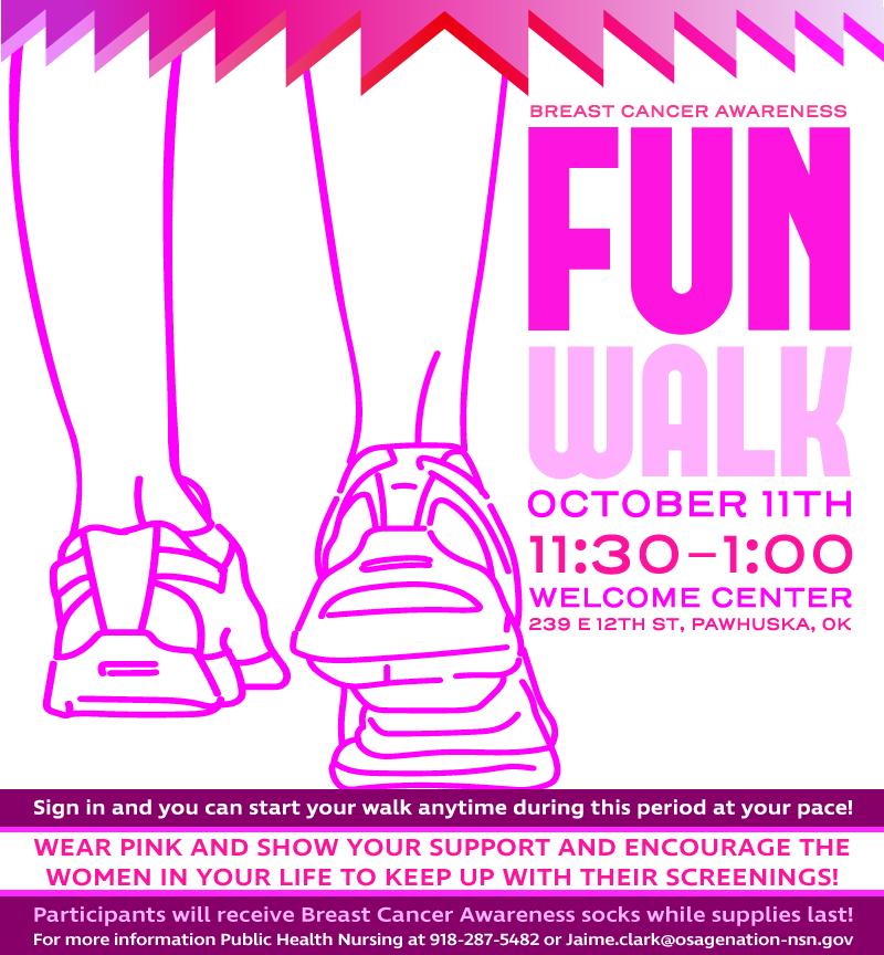 Fun Walk poster
